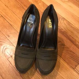 New Olive Green a.n.a Heels